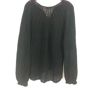 J. Crew Sweater black Size Medium